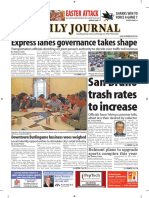 San Mateo Daily Journal 06 07 19 Edition Caltrain California