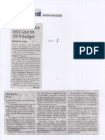 Manila Standard, Apr. 22, 2019, It's done House rests case on 2019 budget.pdf