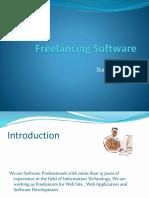 Freelancing Software