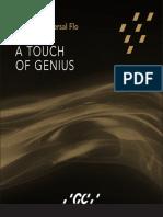 Genial universal flow
