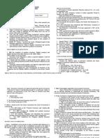 De Leon Insurance Summary