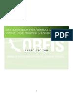 Caalogo de Precios 2014 ORFIS Zona Norte