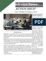 Ohio Voice Newsletter 11-02-10