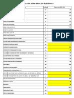 04-Cotizacion Electricas Modificadas