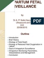 Intrapartum Fetal Surveillance 1