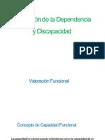 Evaluación dependenciaBreve