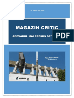MAGAZIN CRITIC, NR. 64