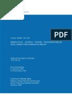 ITS-Undergraduate-7524-3107100520-PERKUATAN ANTENA TOWER TELEKOMUNIKASI (BTS)AKIBAT PENAMBAHAN BEBAN_2.pdf