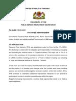 Vacancies Announcement Tanzania Ports Authority 6 April 2019 1