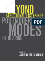 Beyond Structural Listening PDF