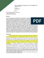 2010 - Debates Teoricos en Torno Al Vinculo De