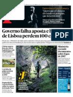 PDF da edição impressa do jornal Público de 6 de Abril de 2019. Entrevista com a ministra da Cultura Graça Fonseca.