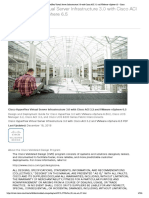 Cisco HyperFlex Virtual Server Infrastructure 3.0 with Cisco ACI 3.2 and VMware vSphere 6.5 - Cisco.pdf