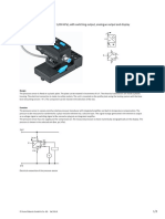 572745 en Pressure Sensor SDE1