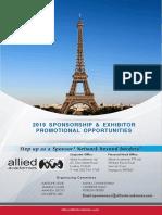 AlliedAcademies 2019 ExhibitorsSponsors Brochure.pdf