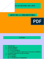 1 Arte Prehistoria Presentaciones