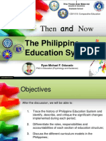 TThe History of the Philippines Education (Teaching Profession)