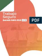 Manual para el trabajo seguro de los Juegos Olimpicos de la Juventud 2018 Buenos Aires