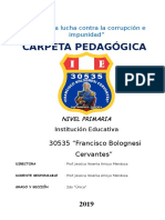 CARPETA PEDAGOGICA DE LA I.E 30535 JESICA.docx