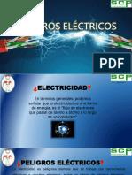 Charla Peligros Electricos Leonardo Escobar