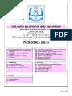SIMS PROSPECTUS 2018 - 19 (21.02.2018)