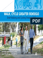 Draft-Walk, Cycle Greater Bendigo Strategy-2019