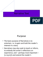 Narrative Text Materi