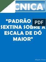 2018 Técnica (Sextina Sobre a Escala Dó Maior) Alisson Viana