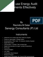 12 Ravindra Datar's Presentation