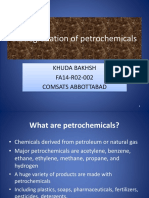 Biodegradation of Petrochemicals