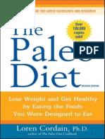 La Paleo Dieta - Loren Cardain