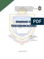 Trabajo de Seminario de Telecomunicaciones