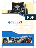 sassa english dg