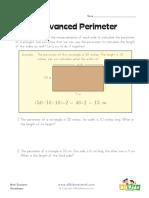 Area and Perimeter Worksheets QA.PDF