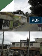 Deslizamiento Barrio San Rafael