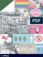 1P 2019 Social Studies Guide - The Edges of Society. pdf.pdf