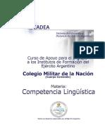 Ingreso CMN 2019 - Of Armas - Competencia lingüística.pdf