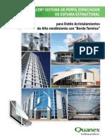 Super Spacer Architectural Brochure Spanish MSABQ ES