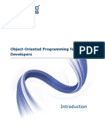 Intro to OO Programming for COBOL Developers