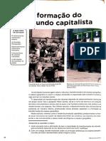 A Formação do Mundo Capitalista Ser Protagonista