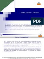 La Media Electoral (Marzo 2019)