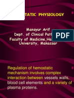 Hemost. & Coag.physiology