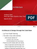 Open Jd k Architecture