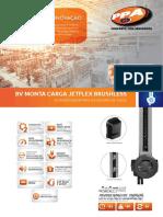 Datasheet Bv Monta Carga Jetflex- Elevadores-carga Portugues 1027885