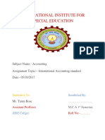 INTERNATIONAL INSTITUTE FOR SPECIAL EDUCATION - Copy.docx