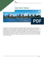 Centro Cultural Jean-Marie Tjbaou - Renzo Piano