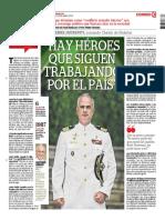 Hay Héroes Que Siguien Trabajando Por El Perú