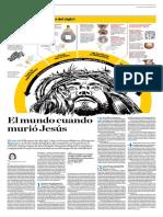 El Mundo Cuando Murió Jesús