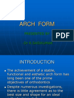 arch form.ppt