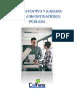 Auxiliar administrativo Madrid